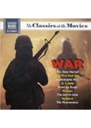 VARIOUS COMPOSERS - Classics At The Movies: War