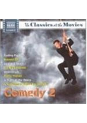 VARIOUS COMPOSERS - The Classics At The Movies - Comedy 2