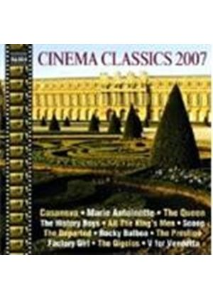 Various Composers - Cinema Classics 2007 (Music CD)