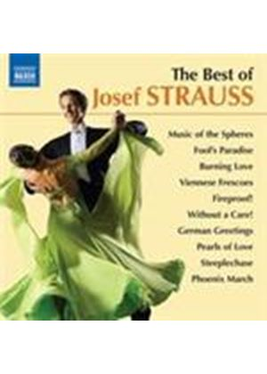 Strauss, J: (The) Best of Josef Strauss (Music CD)