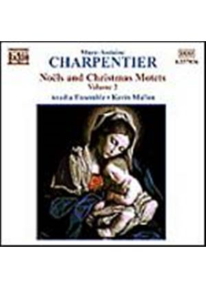 Marc-Antoine Charpentier - Noels And Christmas Motets Vol. 2 (Mallon, Aradia Ensemble) (Music CD)