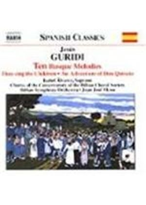 Guridi: Orchestral Works