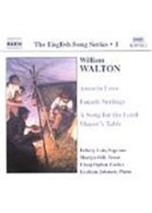 Walton: Songs