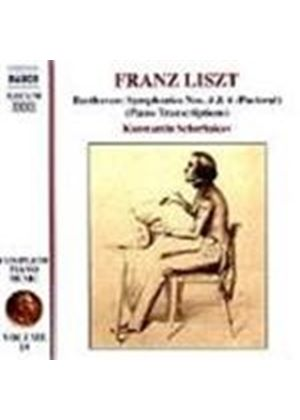 Liszt: Complete Piano Works, Vol 19