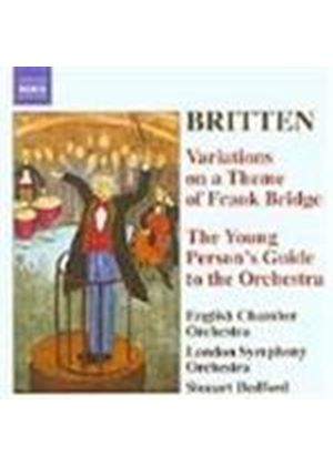 Britten: Frank Bridge Variations; Young Person's Guide