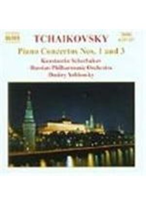 Tchaikovsky: Piano Concertos Nos 1 and 3
