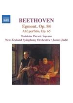Beethoven: Egmont Op.84 (Music CD)