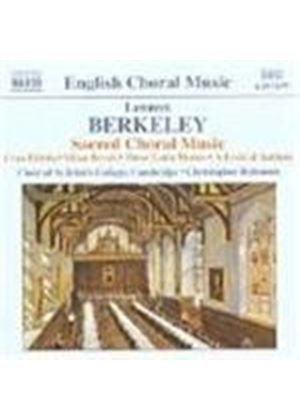 Berkeley: Choral Works