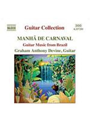 Various Artists - Manha De Carnaval - Guitar Music From Brazil (Music CD)