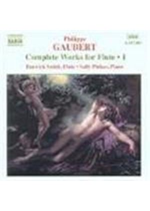 Gaubert: Complete Works for Flute, Vol 1