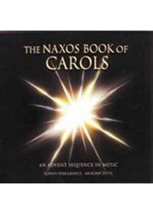 Various Composers - The Naxos Book Of Carols (Pitts, Tonus Peregrinus) (Music CD)