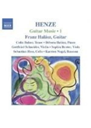 Henze: Guitar Music, Vol 1