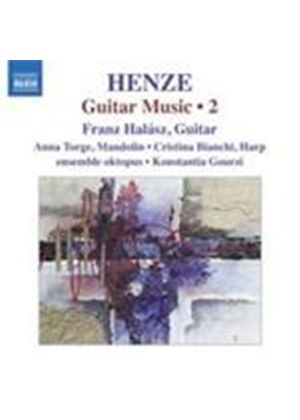 Henze: Guitar Works, Vol 2 (Music CD)