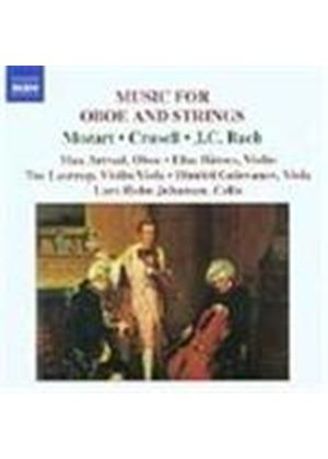 Bach, JC; Crusell; Mozart: Works for Oboe and Strings