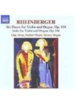 Rheinberger: (6) Pieces for Violin and Organ