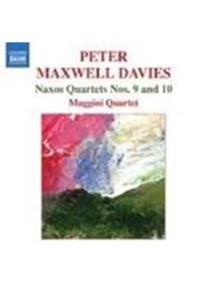 Naxos Quartets Nos. 9 And 10 (Maggini Quartet)