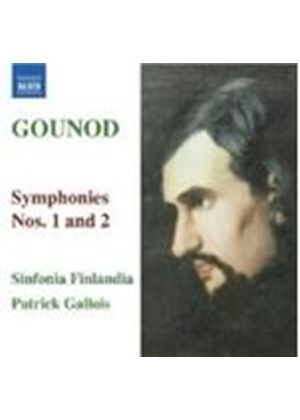 Gounod: Symphonies Nos 1 and 2