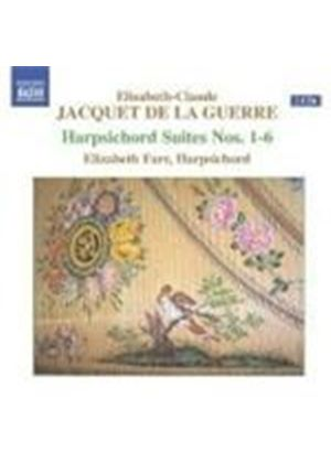 GUERRE - HARPSICHORD 2CD