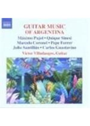Guitar Music of Argentina, Vol 2
