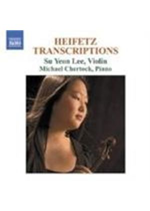 Heifetz Transcriptions for Violin and Piano
