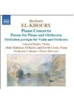 El-Khoury: Works for Piano and Orchestra