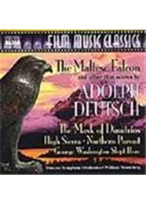 Moscow Symphony Orchestra - Maltese Falcon, The (And Other Classic Film Scores By Adolph Deutsch)