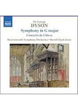 George Dyson - Symphony In G Major (Lloyd-Jones, Bournemouth SO) (Music CD)