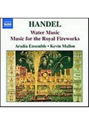 George Frideric Handel - Water Music, Music For The Royal Fireworks (Mallon) (Music CD)