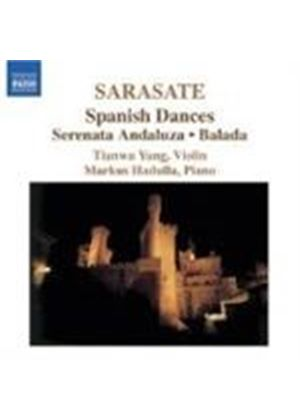 Sarasate: Music for Violin and Piano, Vol 1