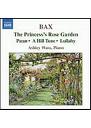 Arnold Bax - Piano Music Vol. 3 (Wass) (Music CD)