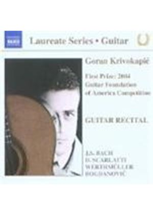 Goran Krivokapic Guitar Recital