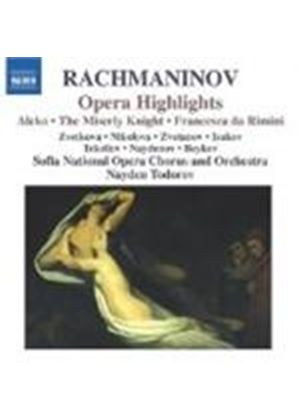 Rachmaninov: Opera Highlights