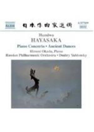 Hayasaka: Piano Concerto; Ancient Dances on the Left and on the Right