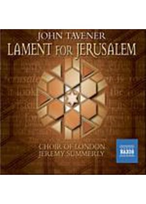 John Tavener - Lament For Jerusalem (Summerly, Choir And Orch. Of London) (Music CD)