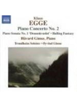 Various Composers - Norwegian Piano Music (Gimse, Trondheim Soloists) (Music CD)