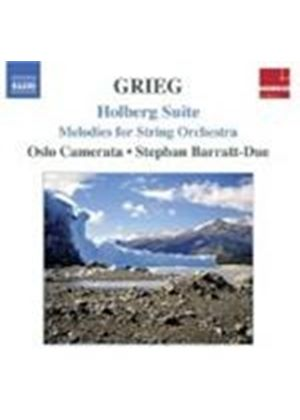 Grieg: Holberg Suite
