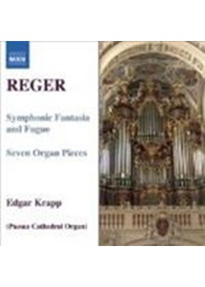 Reger: Organ Works, Vol 7