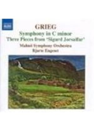 Grieg: Orchestral Music, Vol 3