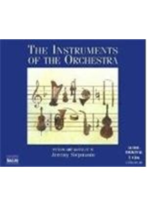 Various Artists - INSTRUMENTS OF THE ORCHESTRA  7CD