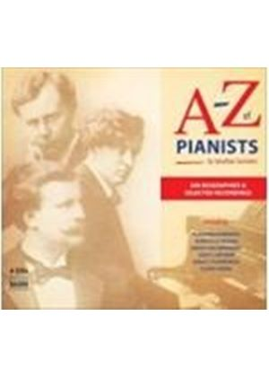 Various Composers - A-Z Of Pianists By Jonathan Summers (Music CD)