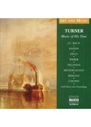 Various Composers - Turner: Music Of His Time (Griffith) (CD Plus Book) (Music CD)