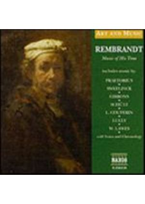 Various Composers - Rembrandt - Music Of His Time (Griffith) [CD + Book] (Music CD)