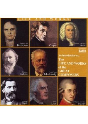 Various Artists - LIFE & WORKS OF THE GREAT COMPOSERS