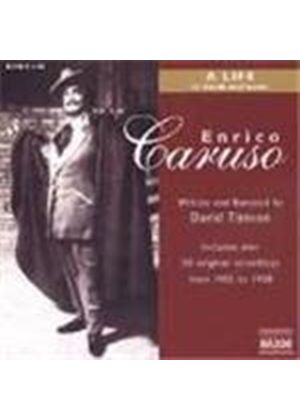 Enrico Caruso - A Life in Words and Music