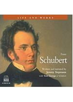 Jeremy Siepmann - Schubert - Life And Works (With CD Rom Element) (Music CD)