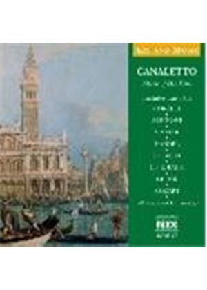 VARIOUS COMPOSERS - Canaletto - Music From His Time [CD + Book]