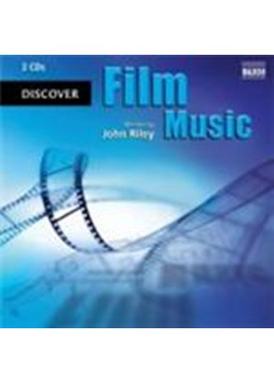 Various Artists - Discover Film Music (+Book) (Music CD)