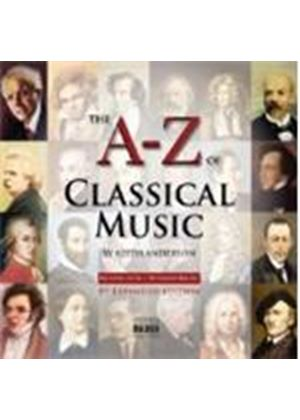 (The) A-Z of Classical Music (Music CD)