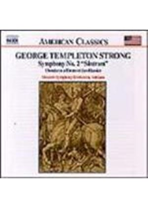 Templeton Strong: Symphony No 2; Chorale on a theme of Hans Leo Hassler
