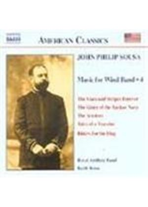 Sousa: Wind Band Music, Vol 4